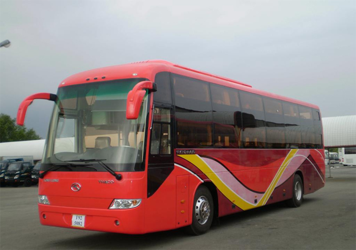 Cat Ba Island Shuttle Bus