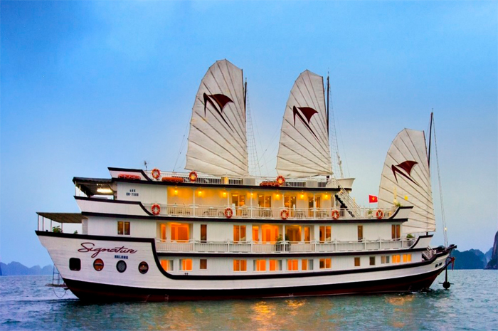 Hot Price - Halong Signature Cruises