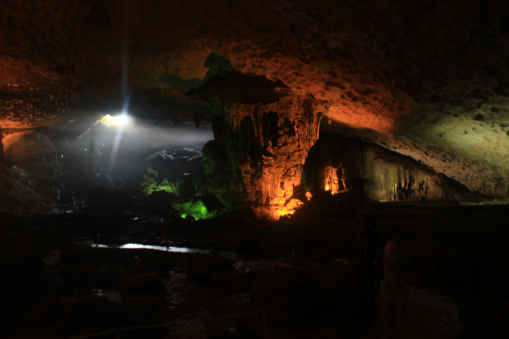 Halong Surprise Cave