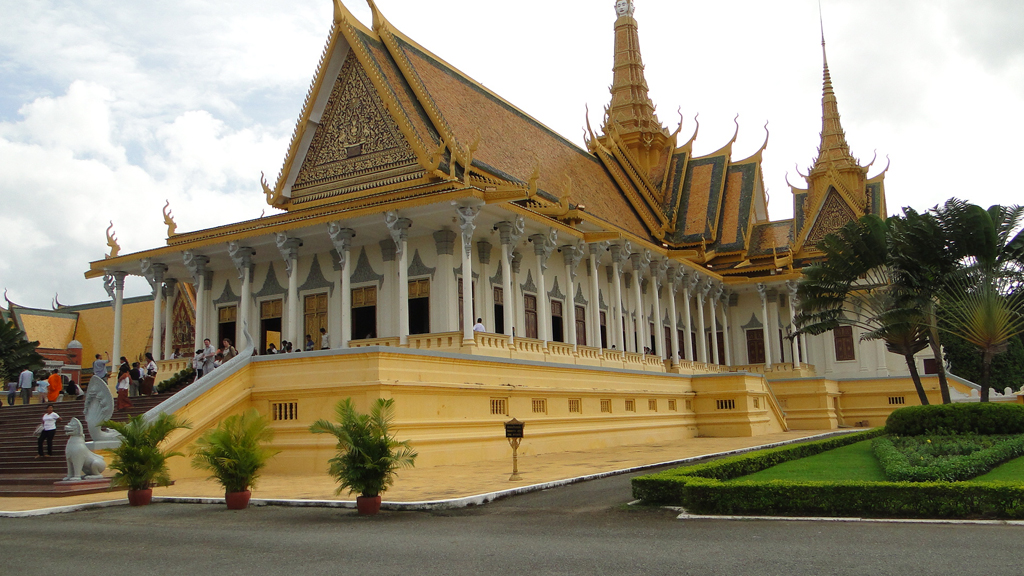 Phnom Penh Cambodia 2 Days Package tour