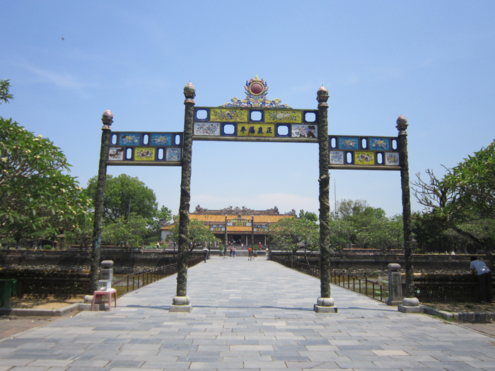 Hue City Full Day tour
