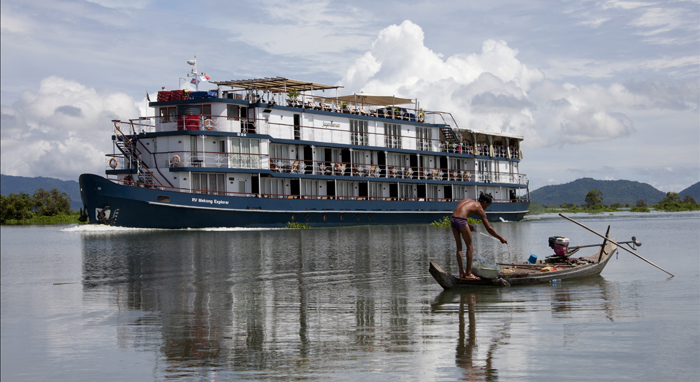 Cambodia Cruise 4 Days Package tour