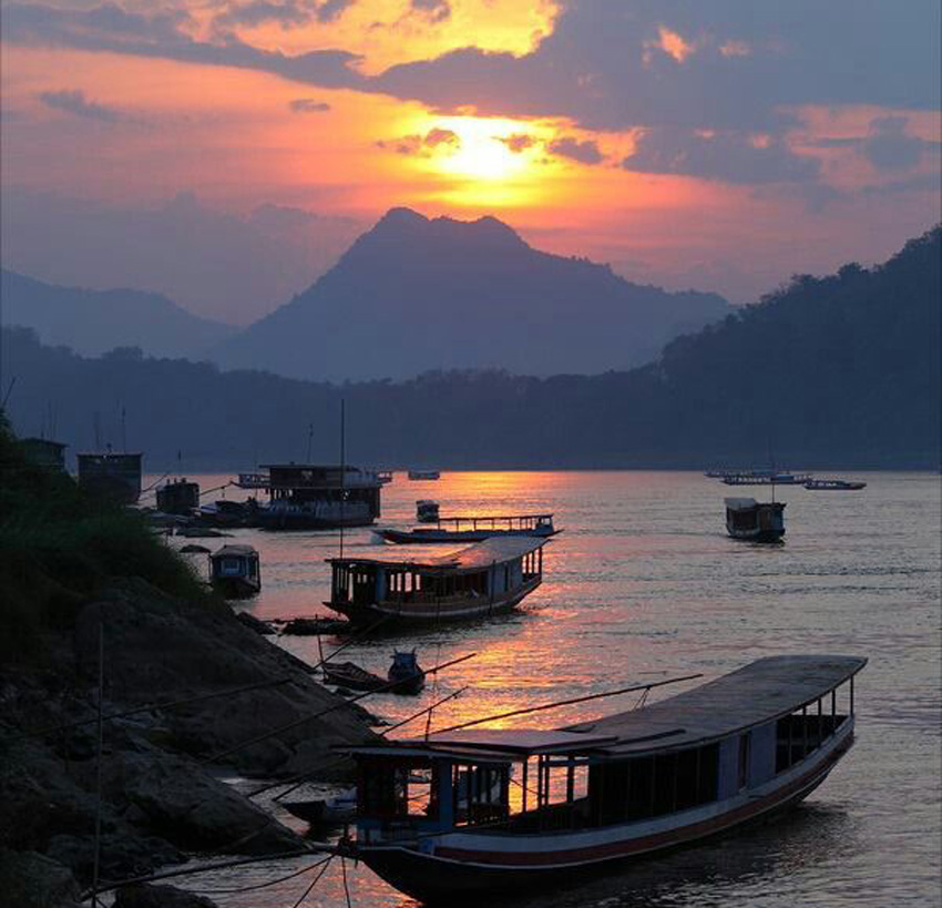 Luang Prabang Laos 3 Days Package tour