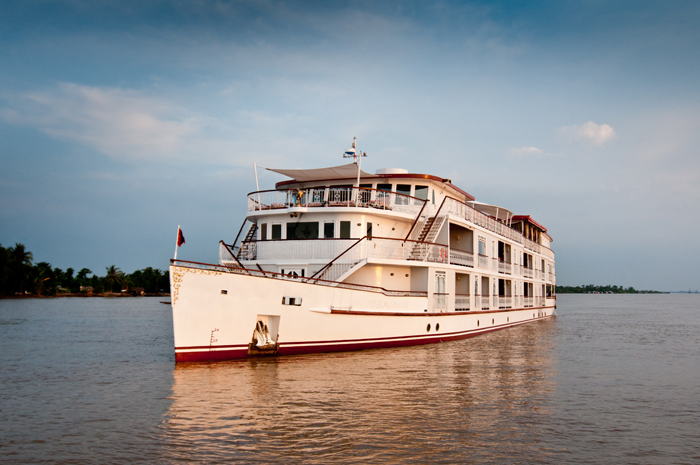 Cambodia Cruise 5 Days Package Tour