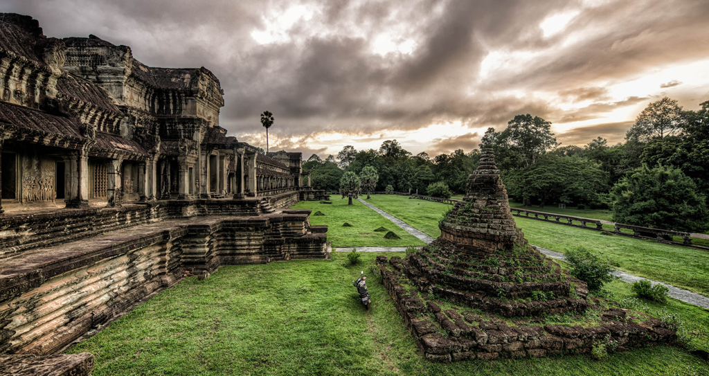 Siem Reap Cambodia 3 Days Package tour