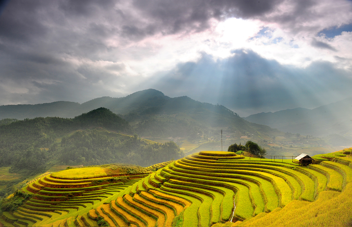 Northern Vietnam Trekking tour to Yen Bai And Sapa