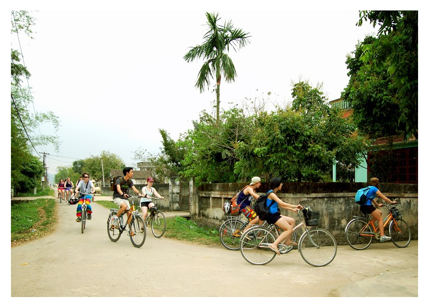 Ninh Binh Bike tour in 2 Days
