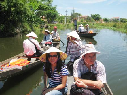 Hue villages Eco Tourism