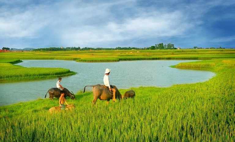 Hai Hau - Nam Dinh Eco & Bike tour in 2 Days