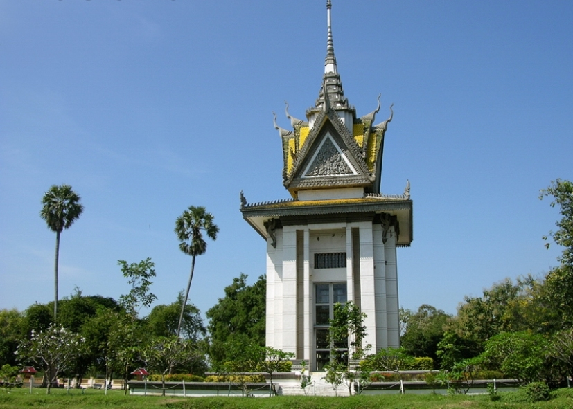 Phnom Penh Cambodia 4 Days Package tour