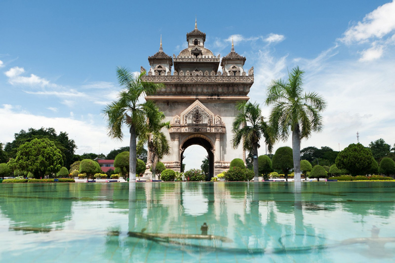 Vientiane & Luang Prabang 5 Days Package tour